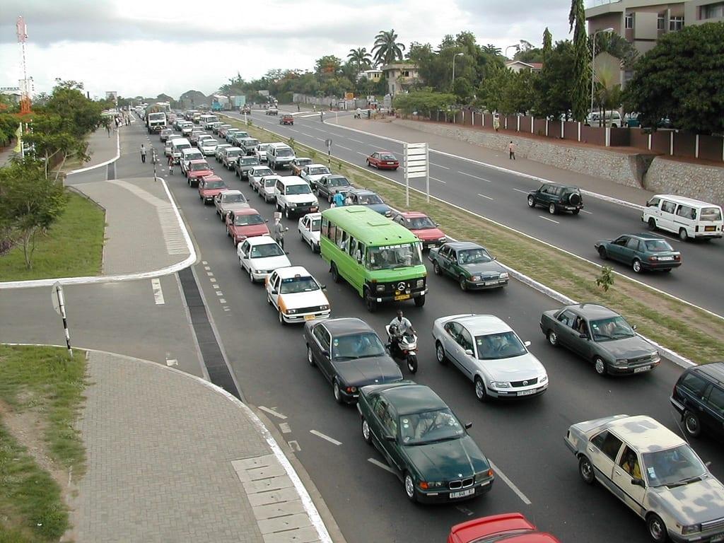 Ghana : les véhicules vieux de plus de dix ans sont interdits