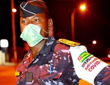 Togo : fin du couvre-feu ( officiel)