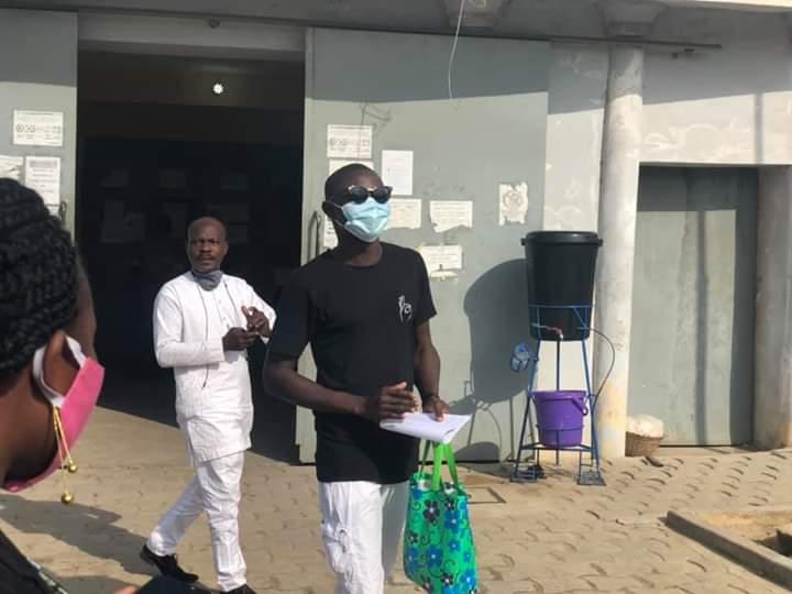 Bénin: Le journaliste Ignace Sossou libéré
