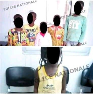 Cote d'ivoire : 6 mineurs arrêtés pour avoir violé une fillette de 8 ans