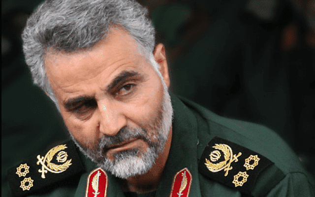 Iran va exécuter un espion qui a aidé la CIA à poursuivre le général Soleimani
