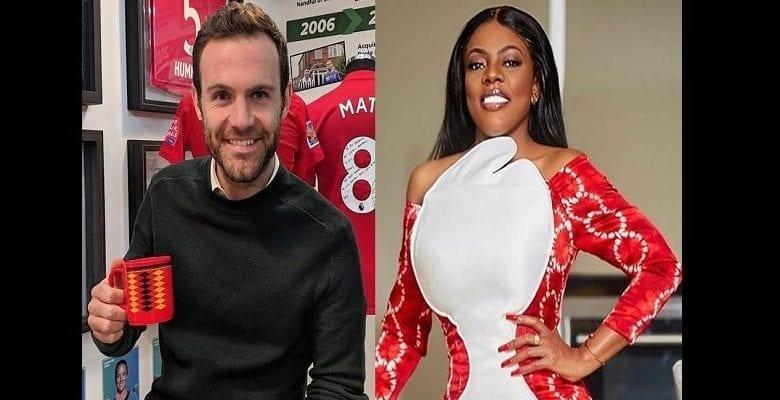 Juan Mata surprend une star ghanéenne à l'occasion de son anniversaire (vidéo)