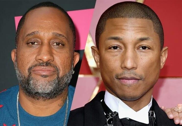 Kenya Barris et Pharrell Williams s'entretiennent avec Netflix sur un grand projet