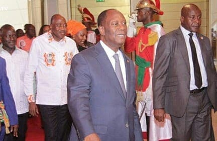 L'étrange demande de Mamadou Traoré  à Alassane Ouattara