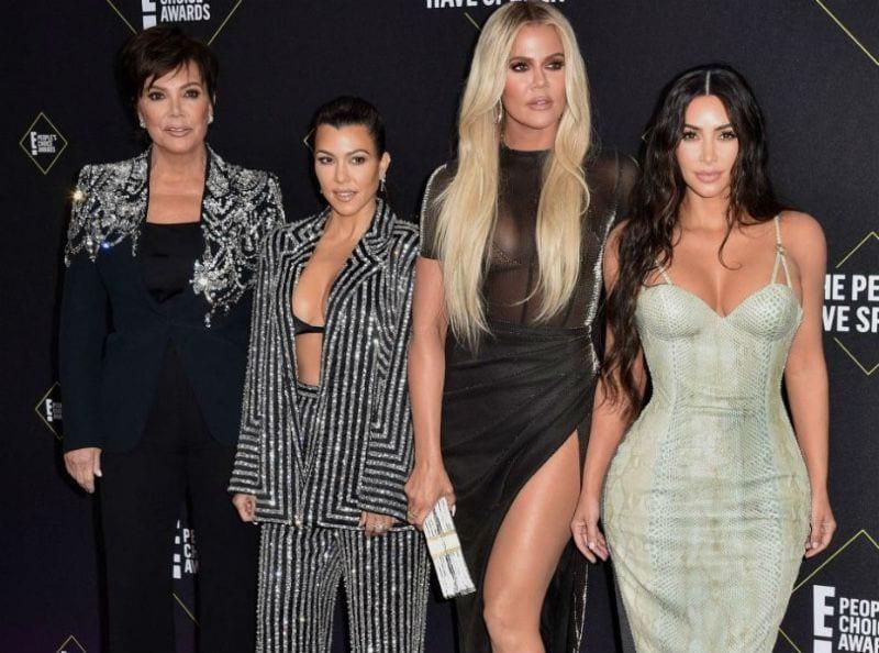 Accusée de raciste par Blac Chyna, la famille Kardashian répond