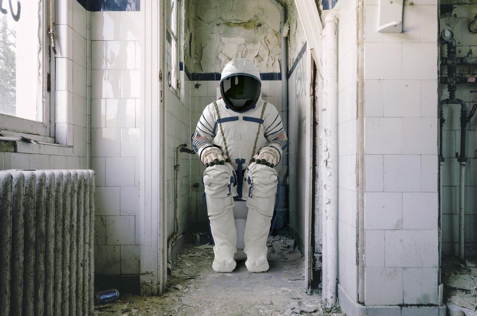 LA NASA VOUS OFFRE 35.000$ POUR CONCEVOIR SES TOILETTES DE L'ESPACE