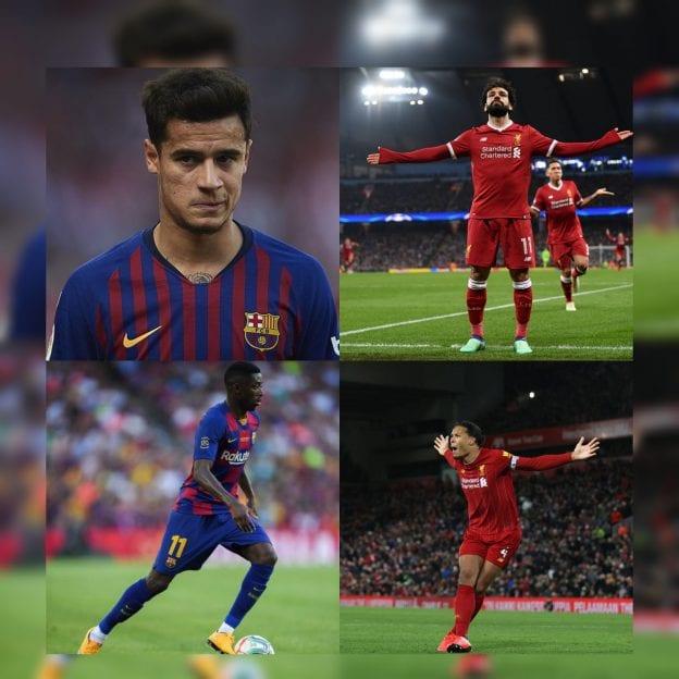 Les Signatures Les Plus Chères De Barcelone Contre Celles De Liverpool