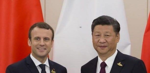 L'Europe ne veut pas d'une «guerre froide» avec la Chine