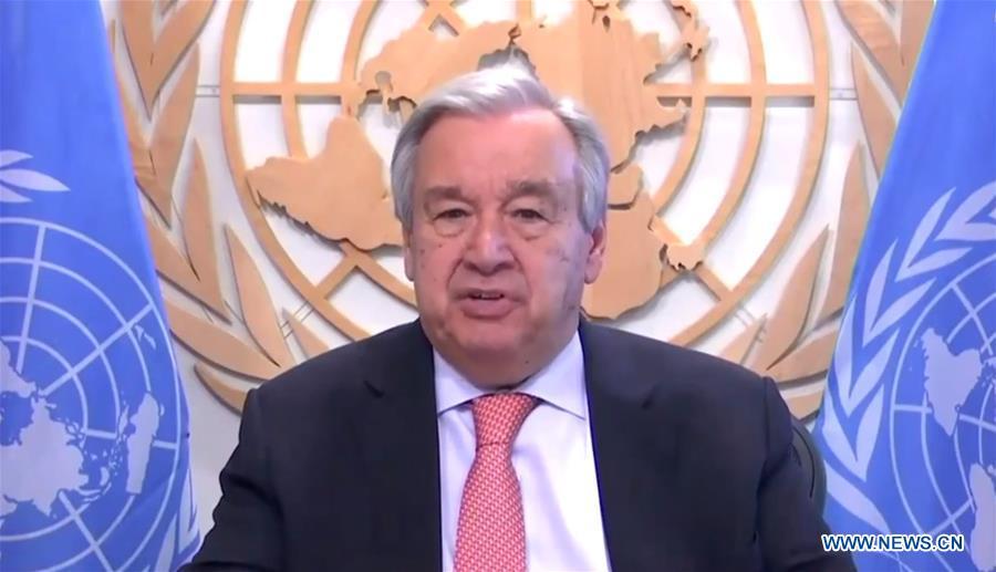 Le chef de l'ONU appelle à un multilatéralisme en réseau, inclusif et efficace pour relever les grands défis