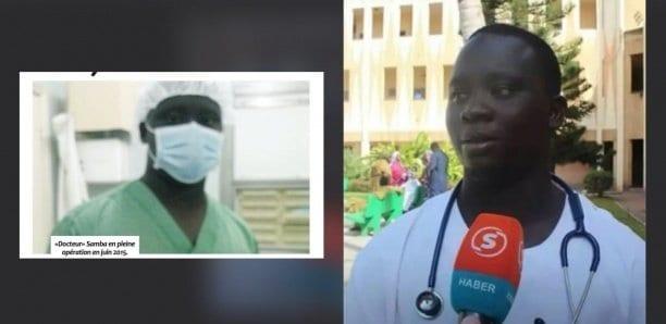Le faux médecin Sénégalais Samba n'est pas libéré