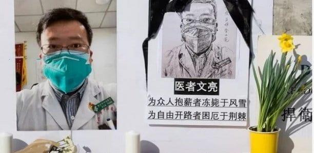 Le fils du médecin qui avait révélé la présence du coronavirus est né à Wuhan