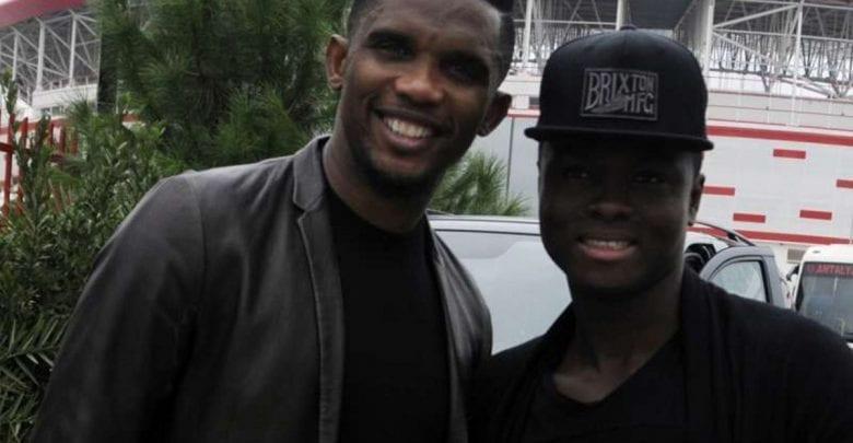 Le footballeur ghanéen Samuel Inkoom explique comment Eto'o a sauvé sa carrière