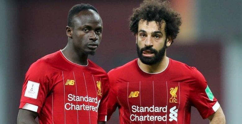 Liverpool: un média anglais lâche une bombe sur Mané et Salah