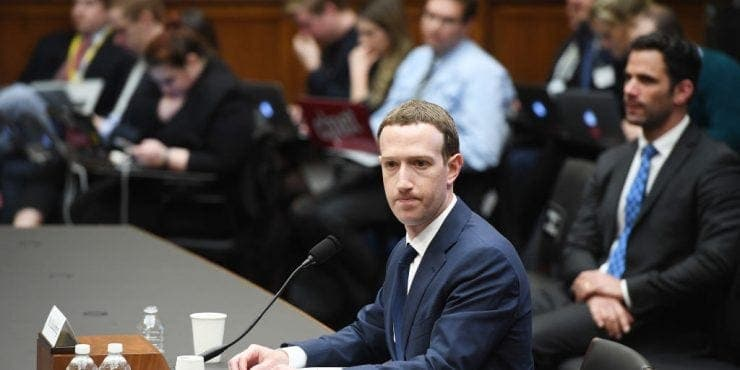 Mark Zuckerberg ou la loi du plus fort