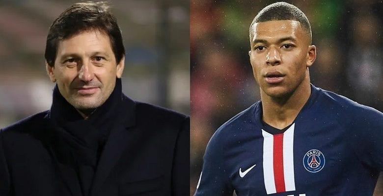 Mercato-PSG : la grande décision de Leonardo concernant Kylian Mbappé