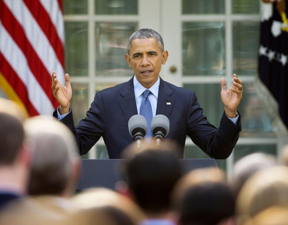 Mort de George Floyd : Barack Obama estime que les manifestations pourraient être «un tournant»