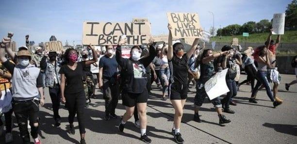 Mort de George Floyd: Qui sont les manifestants qui défilent aux États-Unis??