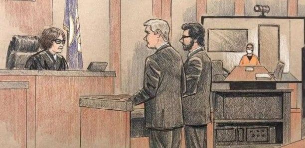 Mort de George Floyd: première comparution de Derek Chauvin devant la justice