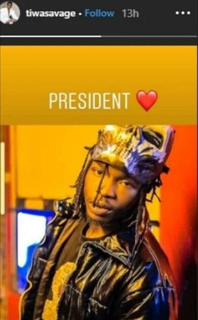 Nigeria: Après Wizkid, Tiwa Savage entreprend une relation avec Naira Marley