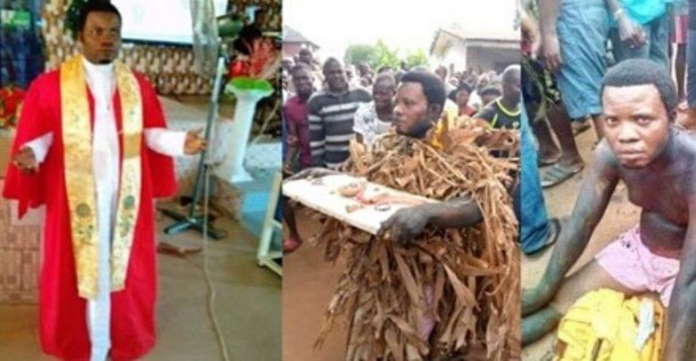 Nigeria: un pasteur surpris en train de planter un fétiche sur le terrain de son cousin