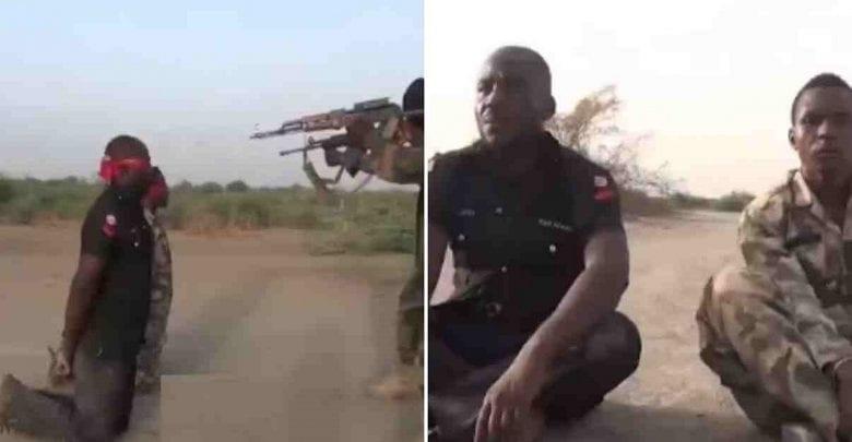 Nigeria: un soldat et un policier exécutés par Boko Haram