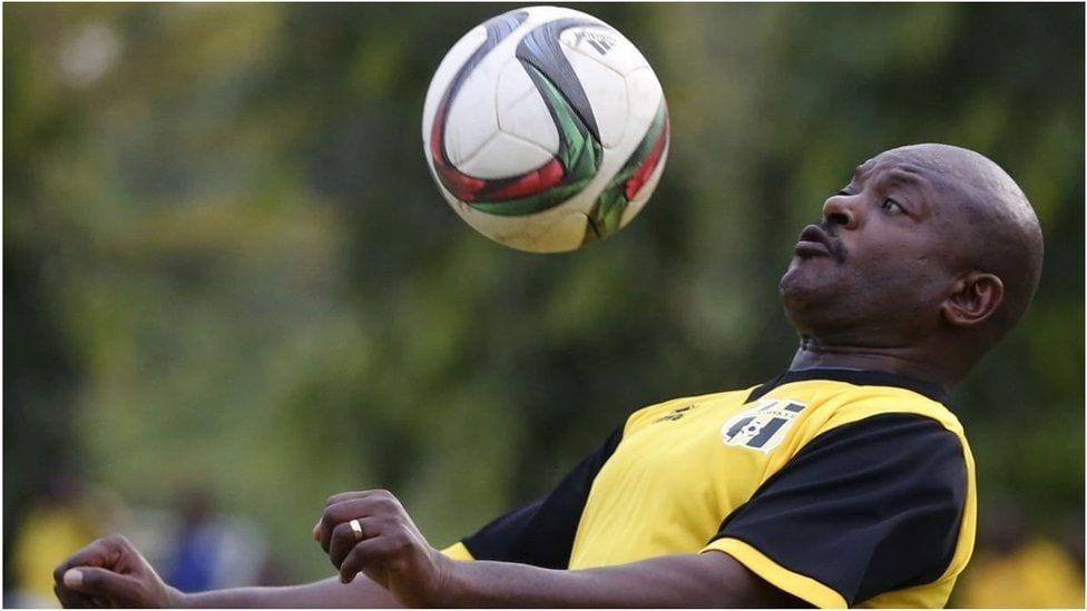 Pierre Nkurunziza était un grand footballeur et chef d'État