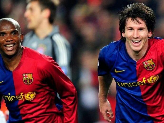 Pour Samuel Eto'o, Lionel Messi doit jouer jusqu'à ses 70 ans