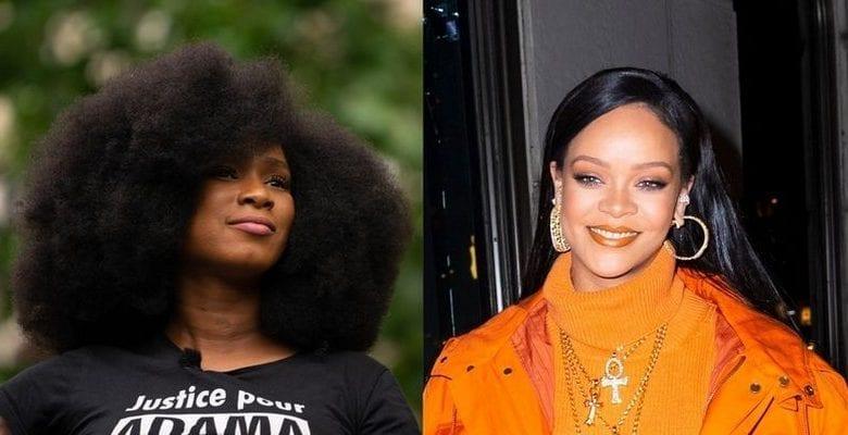 Rihanna: la chanteuse apporte son soutien indirectement à Assa Traoré