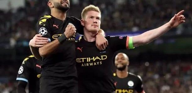 Riyad Mahrez (Manchester City) victime d'un cambriolage à hauteur de 500.000 euros