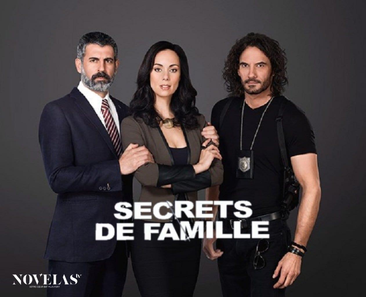 SECRETS DE FAMILLE, NOUVELLE SÉRIE MEXICAINE DÈS LE 10 DÉCEMBRE SUR NOVELAS TV ! – NOVELAS TV CLUB