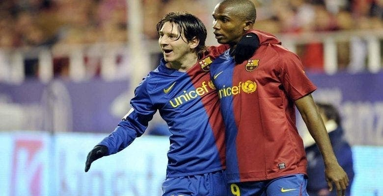 Samuel Eto'o: sa folle demande à Lionel Messi