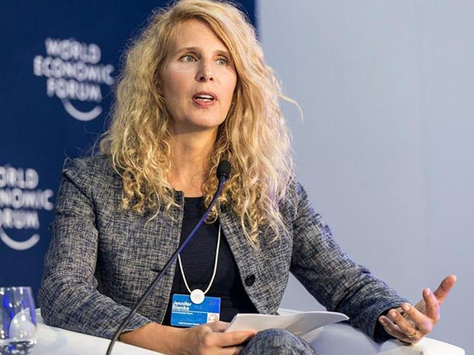 La Vice-présidente Jennifer Blanke quitte la Banque Africaine de Développement