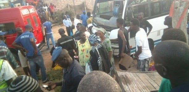 Sénégal ; Quartier Baobab : Un Bus Tata tue une jeune dame