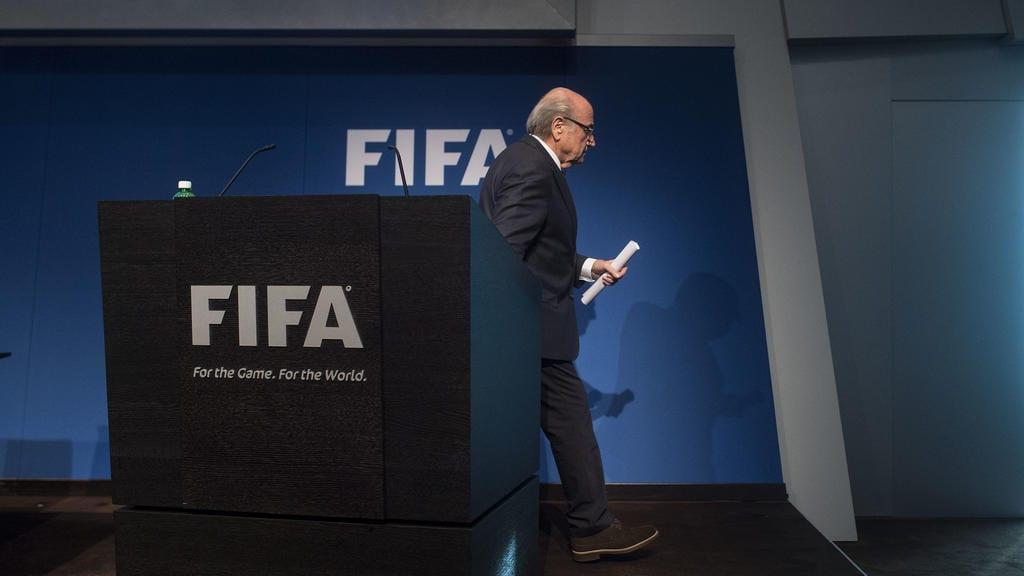 FIFA : l'ex-président révèle avoir démissionné sous la pression américaine