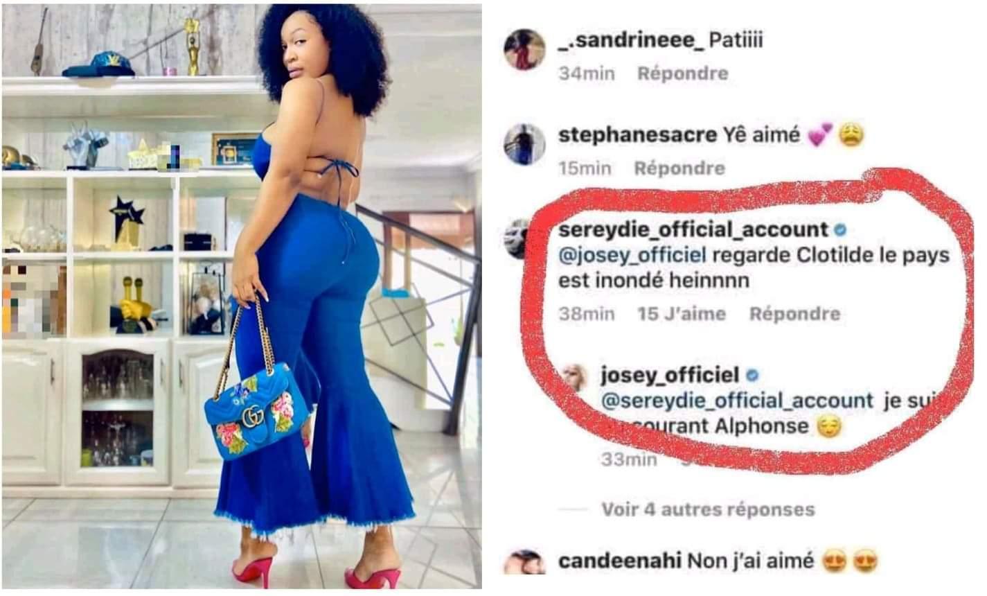 Retour De Flamme Imminent Entre Josey Et Serey Dié ?