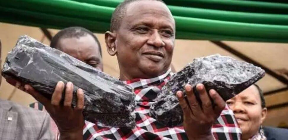 Tanzanie : ce mineur devient millionnaire après une découverte