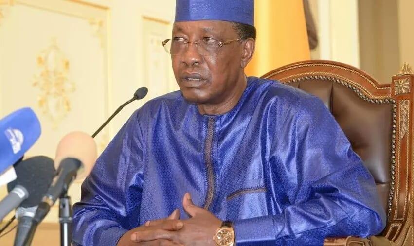 Tchad : Idriss Déby élevé au titre de maréchal