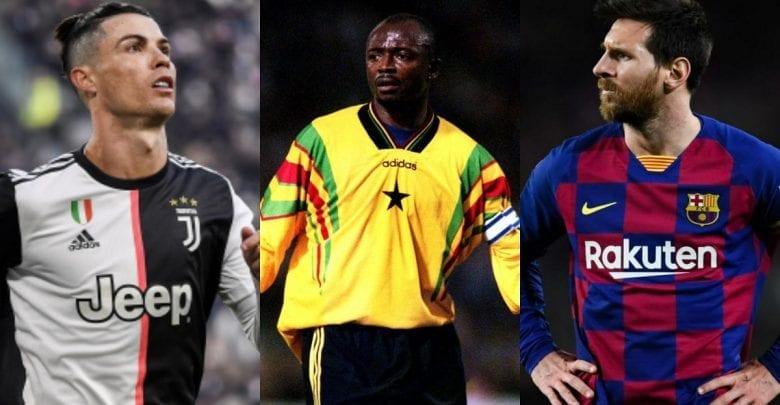 Techniquement, Abedi Pele est meilleur que Messi et Ronaldo, selon un ex-footballeur ghanéen