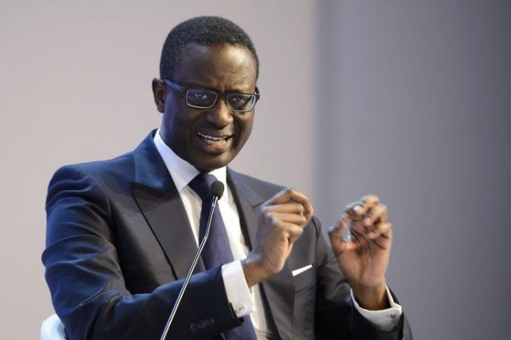 Tidjane Thiam nommé au poste du conseil d'administration de Kering