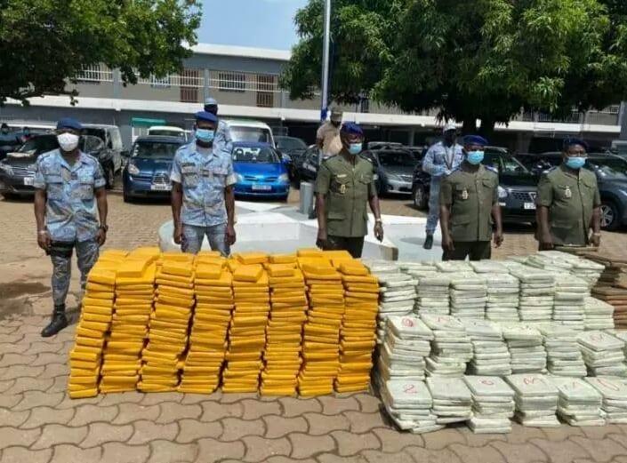 Togo : A qui appartiennent les quantités de kilos de cannabis saisies par les services douaniers?