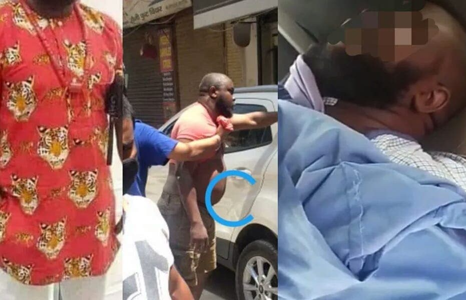 Un businessman Nigérian battu à mort en Inde (vidéo)
