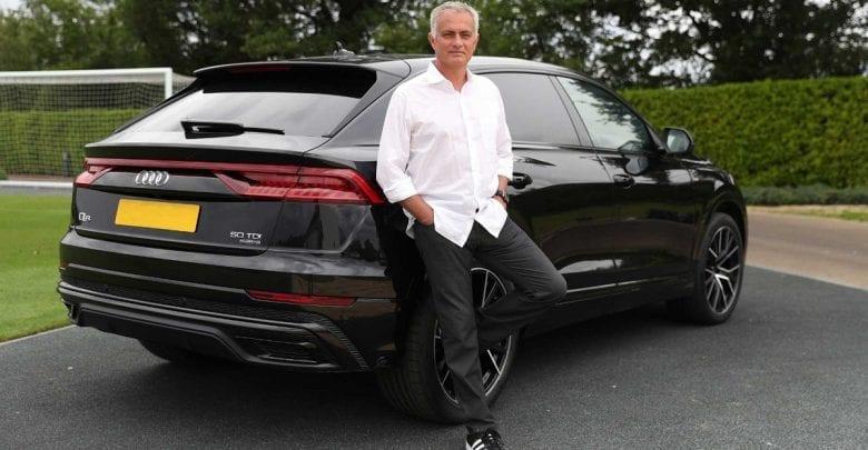 Une célèbre marque d'automobile choisit José Mourinho comme son ambassadeur
