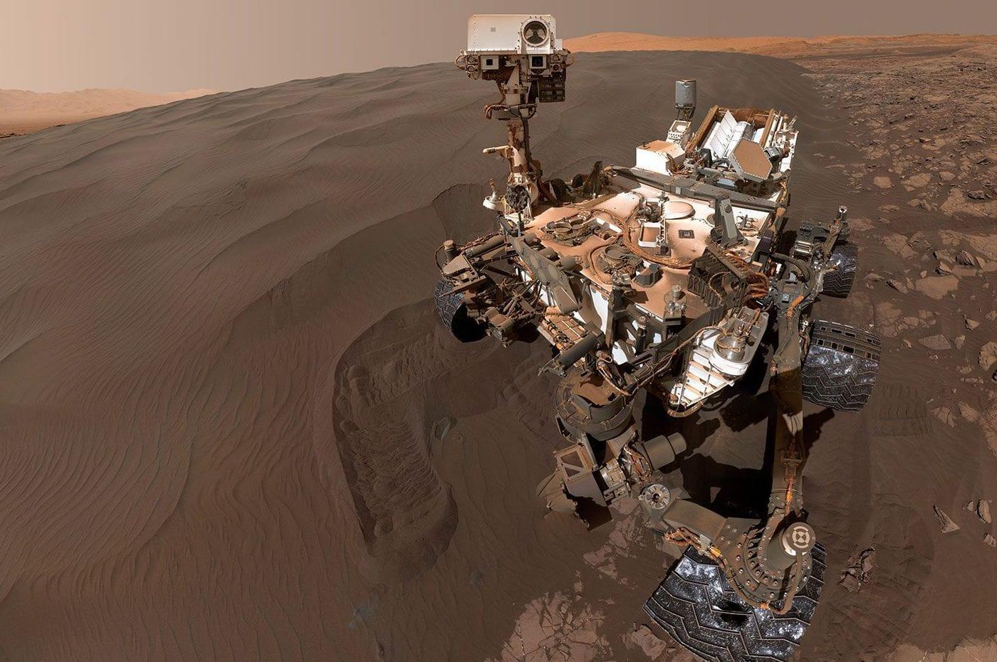 VOUS POUVEZ AIDER À LA NASA À EN APPRENDRE PLUS SUR LA SURFACE DE MARS