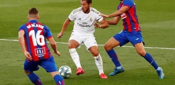 Zidane: «Eden est content de ce qu'il a produit»