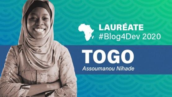 Concours Blog4Dev ( Banque mondiale) : la Togolaise Nihade Assoumanou est lauréate