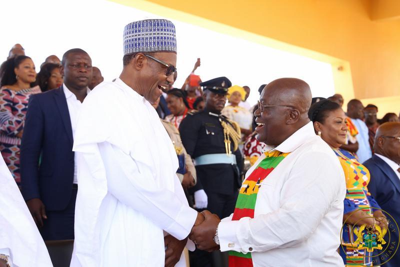 Le gouvernement ghanéen promet de reconstruire l'ambassade nigériane démolie