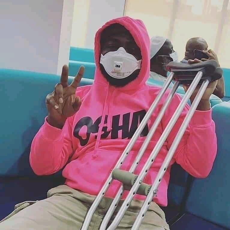 «Bientôt, ce sera un fauteuil roulant», souhaite Kemi Olunloyo à Davido