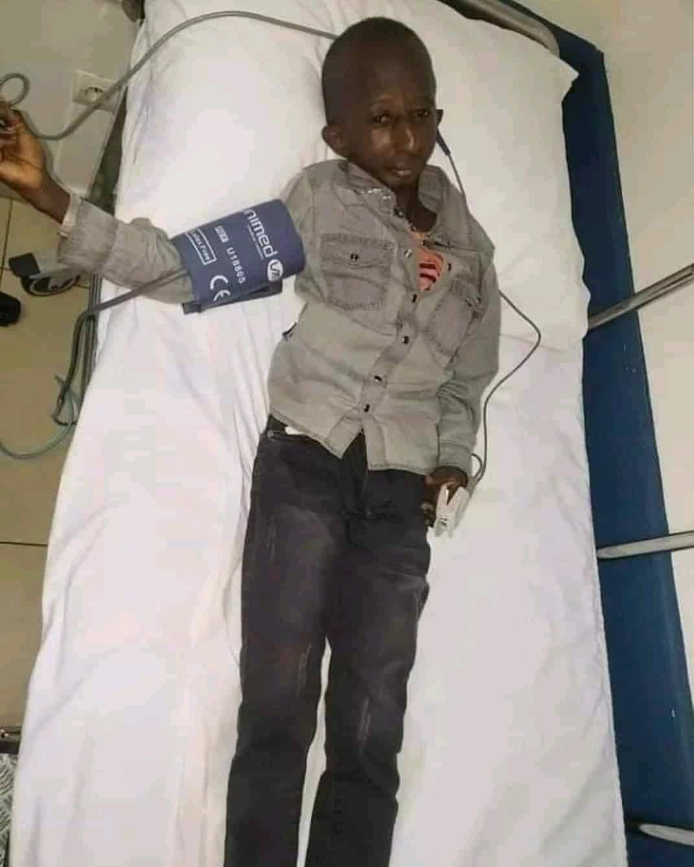 La star guinéenne Grand P gravement malade?