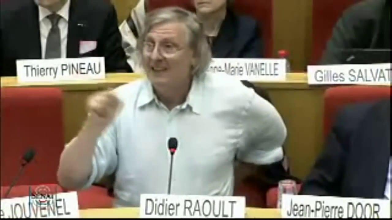 Quand Didier Raoult prédisait tout ce qui nous arrive aujourd'hui -video