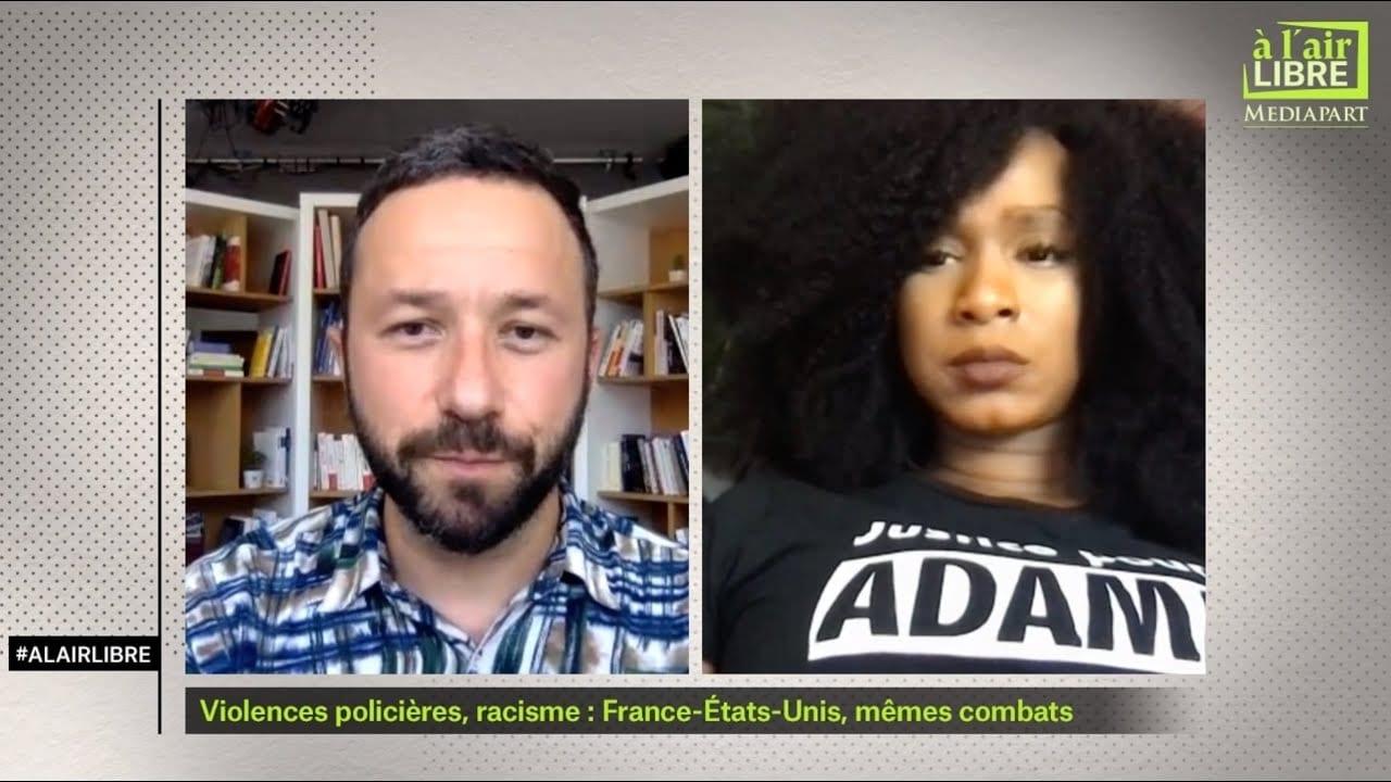 «A l'air libre»: Assa Traoré sur les violences policières, les lobbys pendant le Covid-19